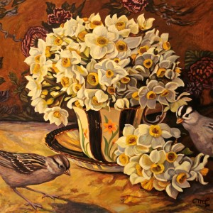 Narcissus Tea I