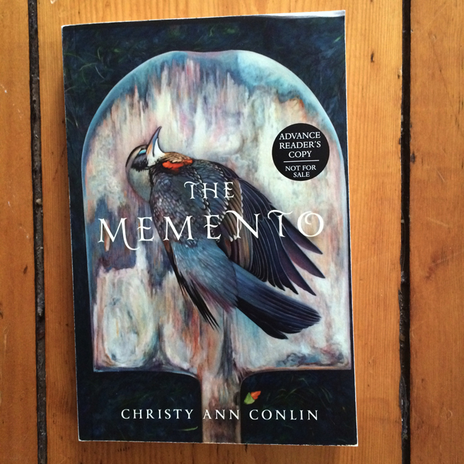 The Memento - A Novel - Christy Ann Conlin - Doubleday -  Advace Copy