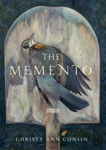 The Memento a novel Christy Ann Colin cover art Marie Cameron
