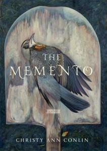 The Memento a novel Christy Ann Colin cover art Marie Cameron
