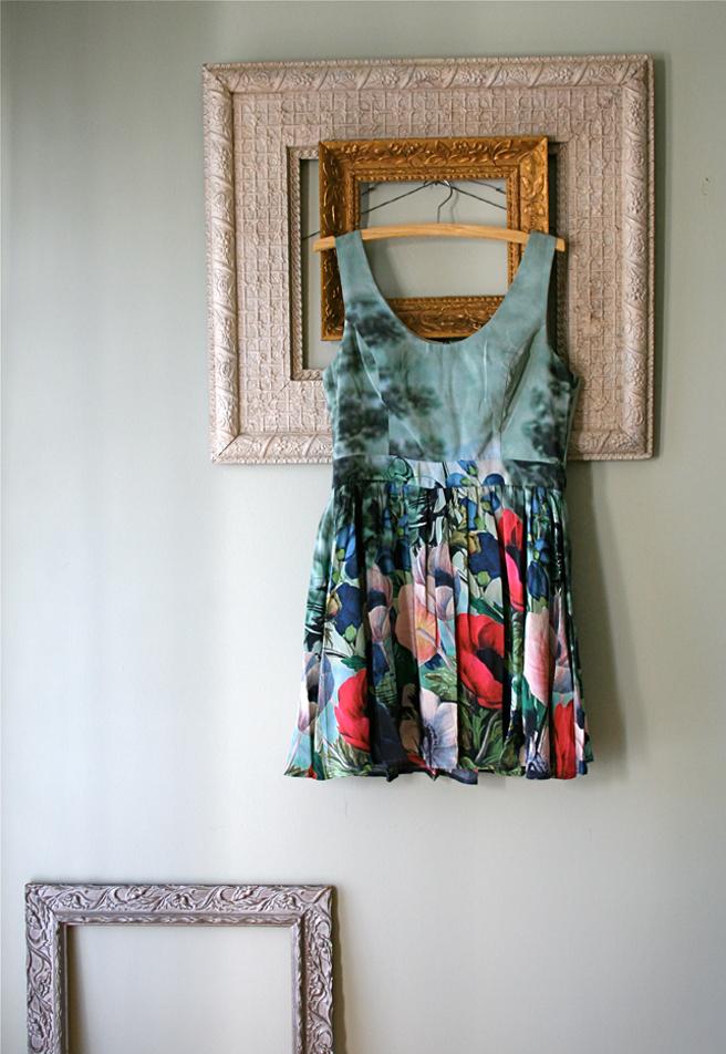 Marie Cameron Art of Dress 2012