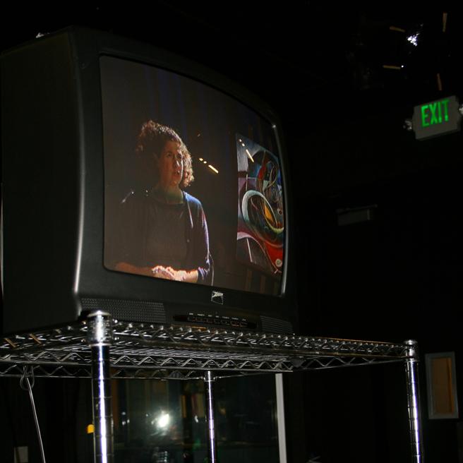 Judy Gittelsohn on Monitor - Marie Cameron 2012