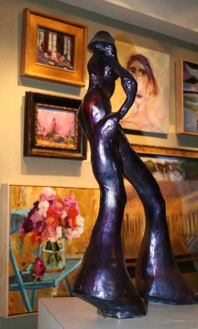 Holiday Reception Sculpture 2012
