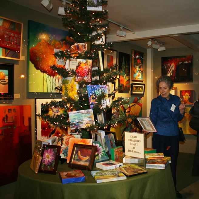 Holiday Reception Tree LGMG 2012