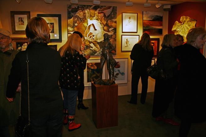 Holiday reception LGMG 2012