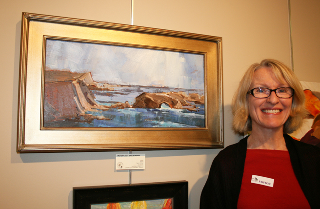 Karen White North Coast Cloudshower LGAA JCC 2012