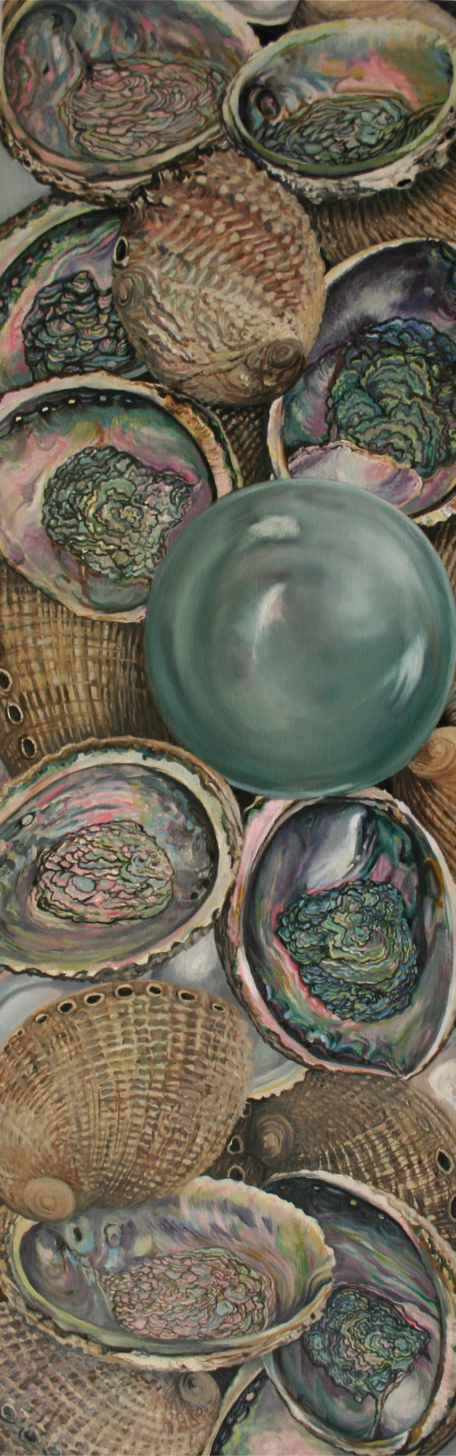 Marie Cameron Abalone and Float 2008