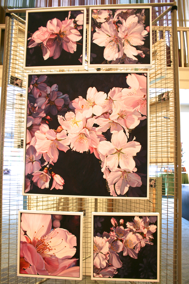 LGMG FA installation  Blossoms