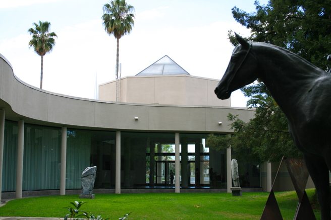 Triton Museum of Art (Back)