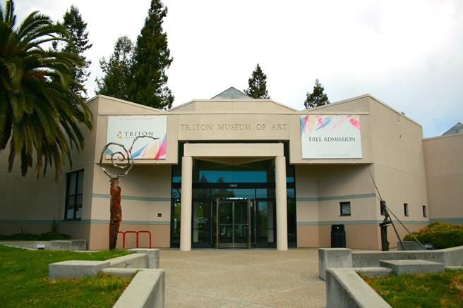 Triton Museum of Art, Santa Clara, California