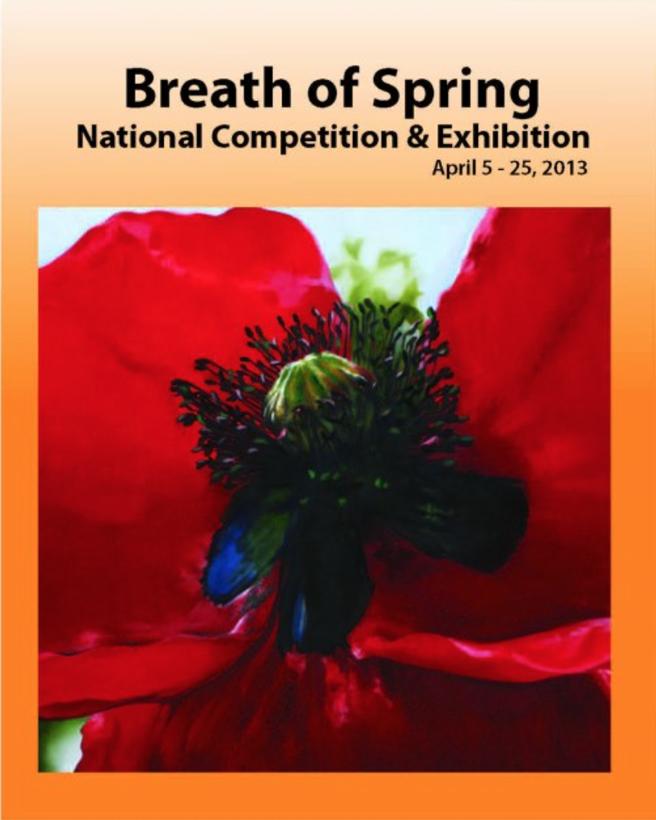 Breath of Spring Pacific Art League of Palo Alto