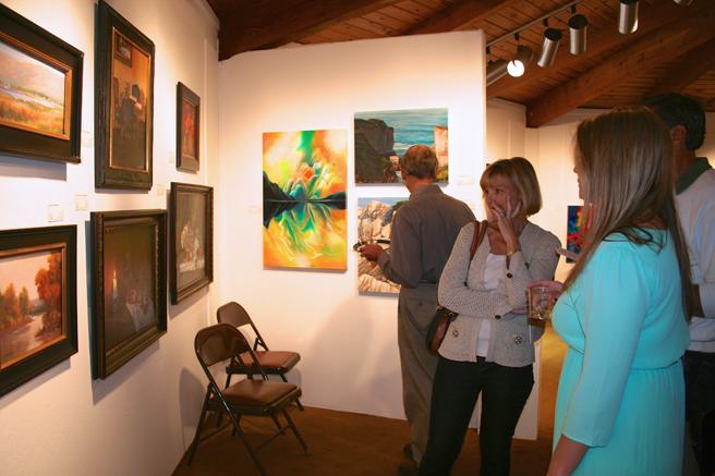LGAA Spring Show 2013, Rose Shenson Gallery
