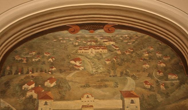 Hamilton Field Painting