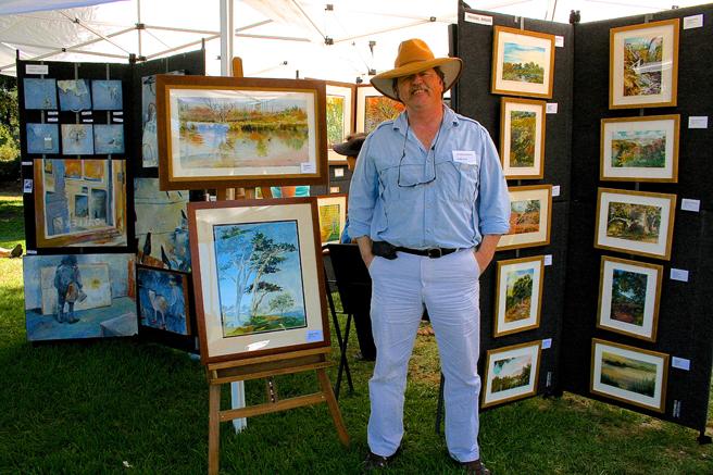 Midsummer Art Festival Triton Michael Rogan 2013