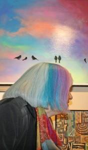 LGMG HR Opal Skies, Opal Hair - photo Marie Cameron 2013