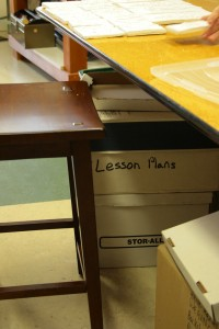 Veronica Gross - lesson plans- photo Marie Cameron 2013