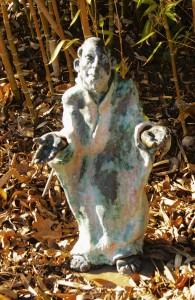 Veronica's Karen Van Galder statue
