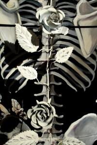 Rose Vanitas Assemblage options - roses