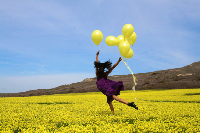 Buttercups and Balloons 3 - Marie Cameron 2014