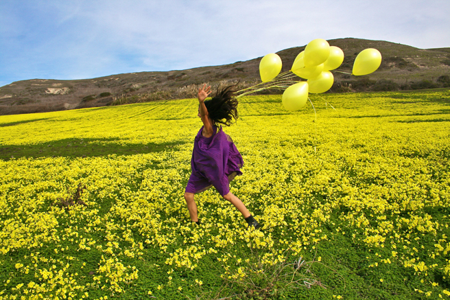 Buttercups and Balloons 4 - Marie Cameron 2014