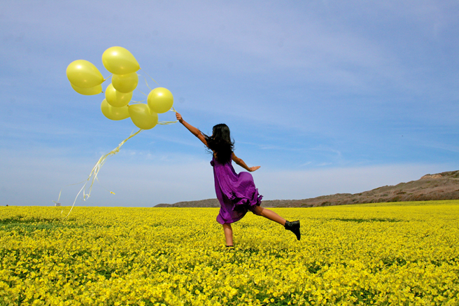 Buttercups and Balloons 5- Marie Cameron 2014
