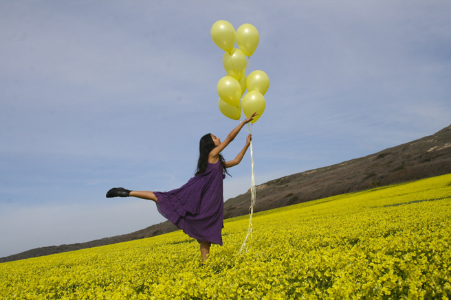 Buttercups and Balloons 7 - Marie Cameron 2014
