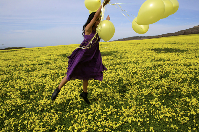 Buttercups and Balloons 9 - Marie Cameron 2014