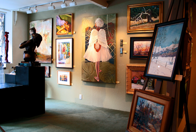 Flourish at Los Gatos Museums Gallery