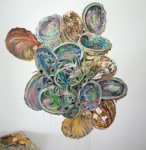 Point Alones Abalone in progress 5- Marie Cameron 2014 sm