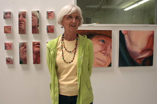 SVOS 2014 -  Carol Greene - Alameda Artworks - Site 186