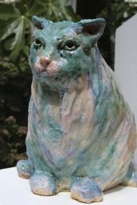 SVOS 2014 Karen VanGalder's kitty