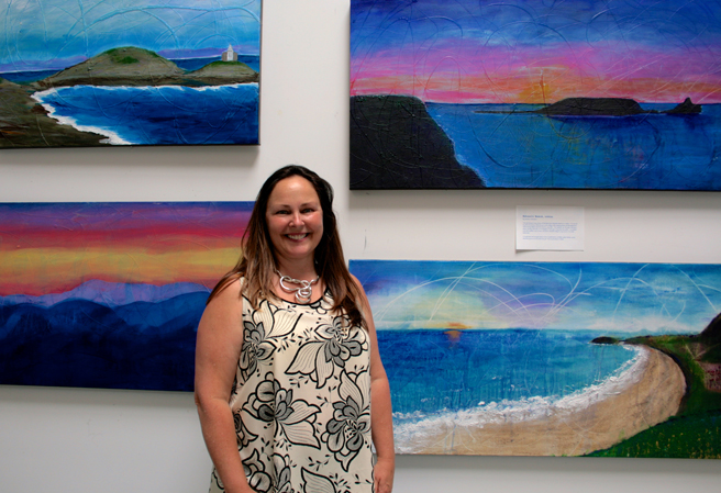 SVOS 2014- Susan Williams - Painting