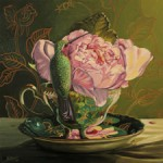 Rose Tea WIP 11 - Marie Cameron 2014