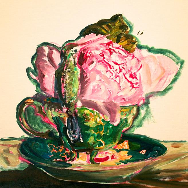 Rose Tea WIP 5 - Marie Cameron 2014