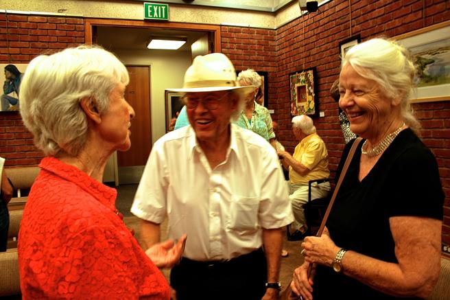 LGAA AICC 2014 Maralyn Miller, Neal Boor, Patricia Sherwood