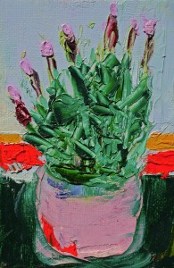 Potted Plant 4 - Carol Bower