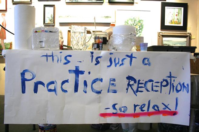 Kevin Kasik - Practice Reception