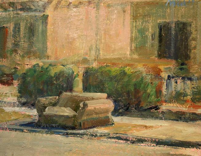Kevin Kasik - Streetside Sofa