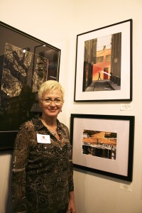 PAL Land, Sea and Urbanscapes 10-14 - Patti Bond, Yellow Swirl, Photography