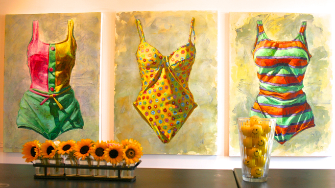 Gordon Smedt's Bathing Suits