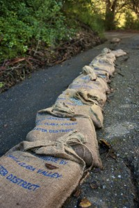 Between the Rains…Sand Bags 2014