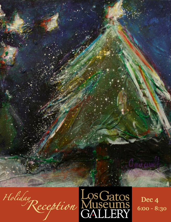 LGMG Holiday Reception - from Joyeux Noel by Johane Amirault
