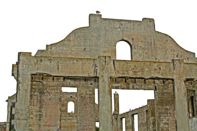 Ruin - Alcatraz