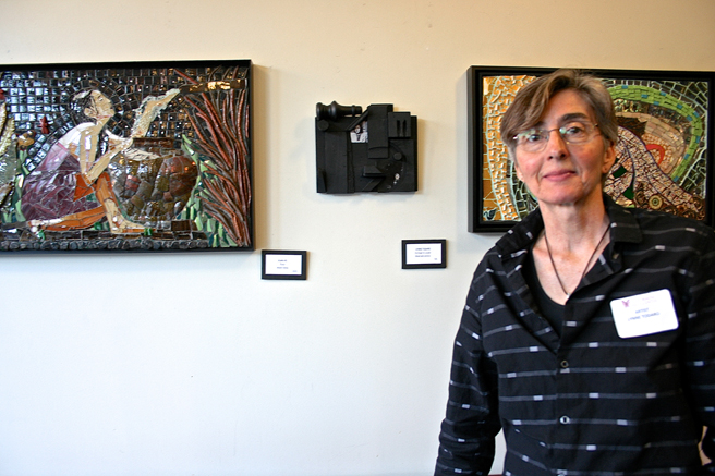 SWAN Day Exhibition Reception - Lynne Todaro