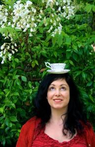 Teacup Head - Marie Cameron 2015