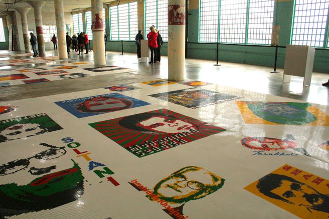 Trace - At Large - Ai WeiWei