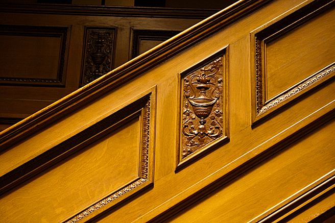 Wood Work, Le Petit Trianon Theater