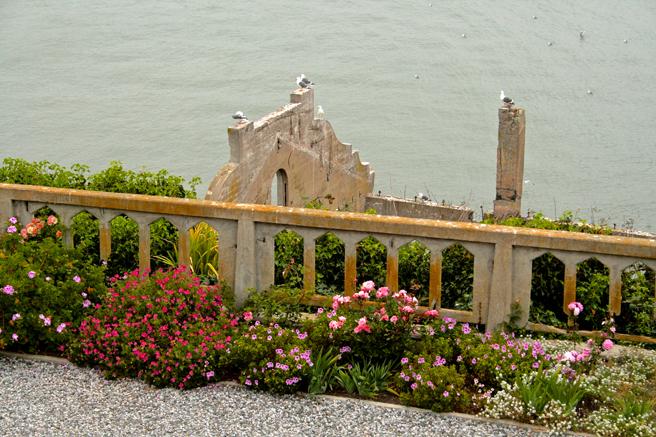 Alcatraz Garden