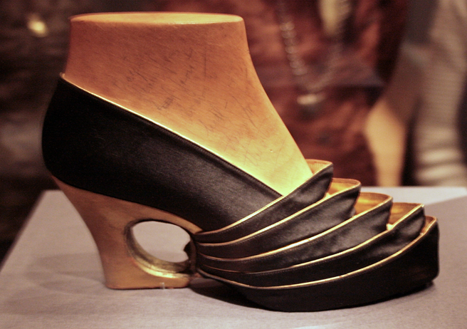 Legion of Honor - Steven Arpad - High Style cut out heel