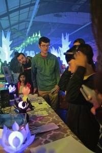Maker Faire - Mind Control - photo Marie Cameron 2015